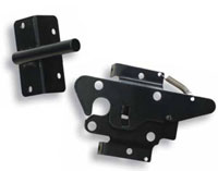 Gate Latch for Ornamental Aluminum Gates